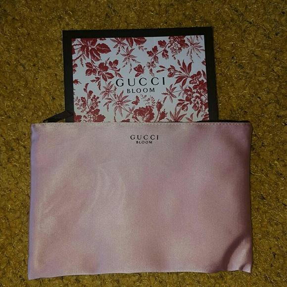 cbc0b41d0a9 Gucci bloom makeup bag